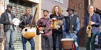 THE SENEGAMBIAN JAZZ BAND (album launch)