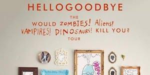 hellogoodbye performing Zombies! Aliens! Vampires!...
