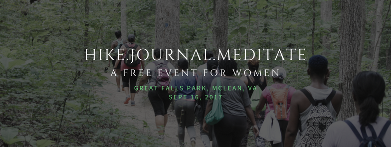 Hike, Journal, Meditate - FREE Outdoor Journal Tour Event for Women
