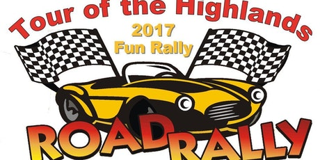 4th Fall Tour of the Highlands Road Rally tickets