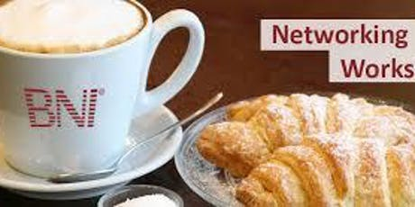 BNI Columbia Wednesday Breakfast Meeting tickets