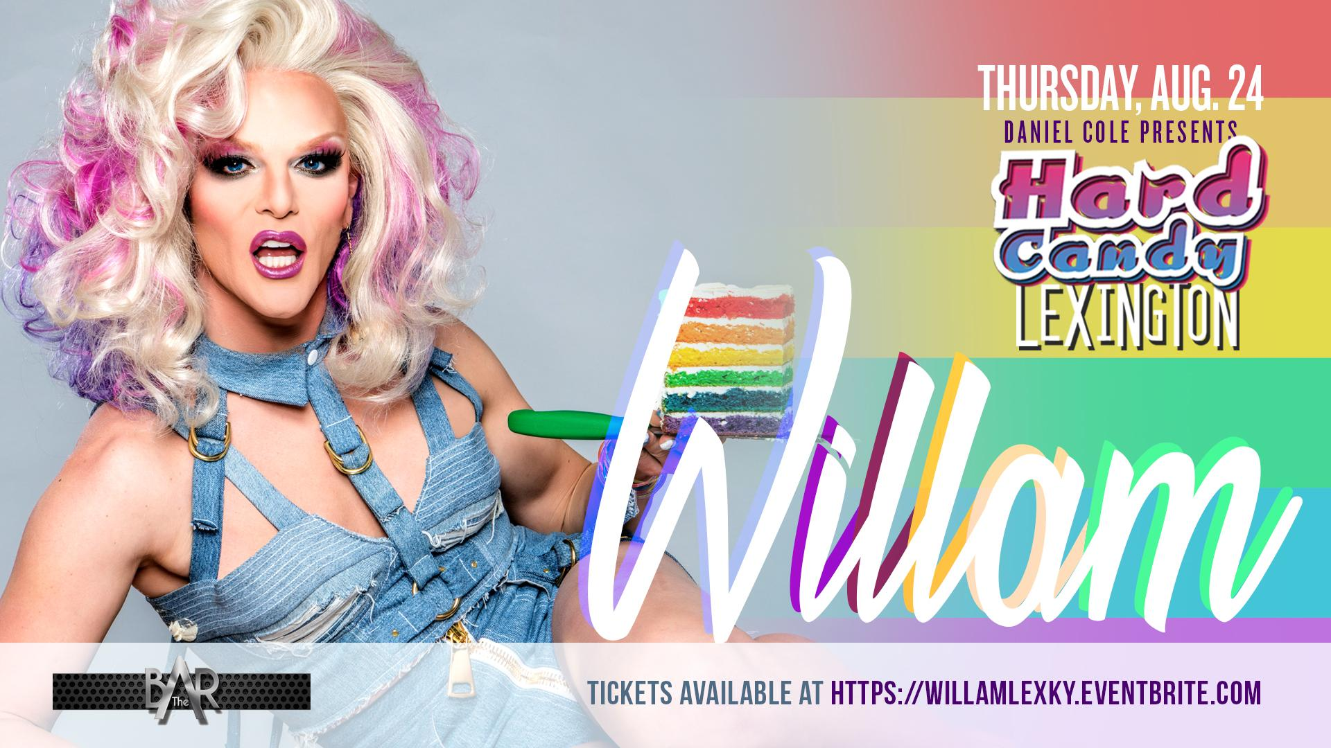 Hard Candy Lexington with Willam