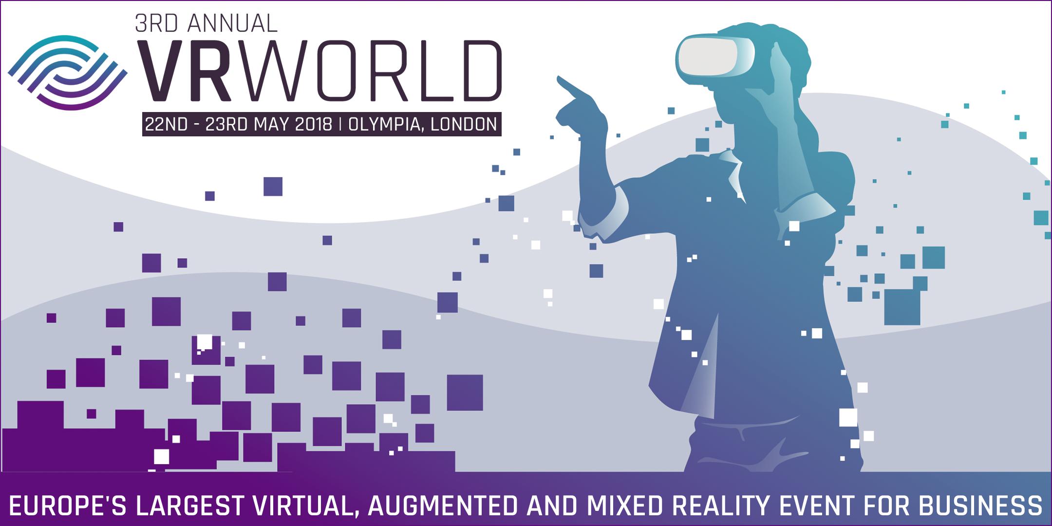 VR World London 2018