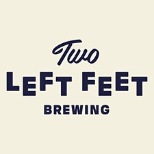 Two Left Feet Brewing Co logo