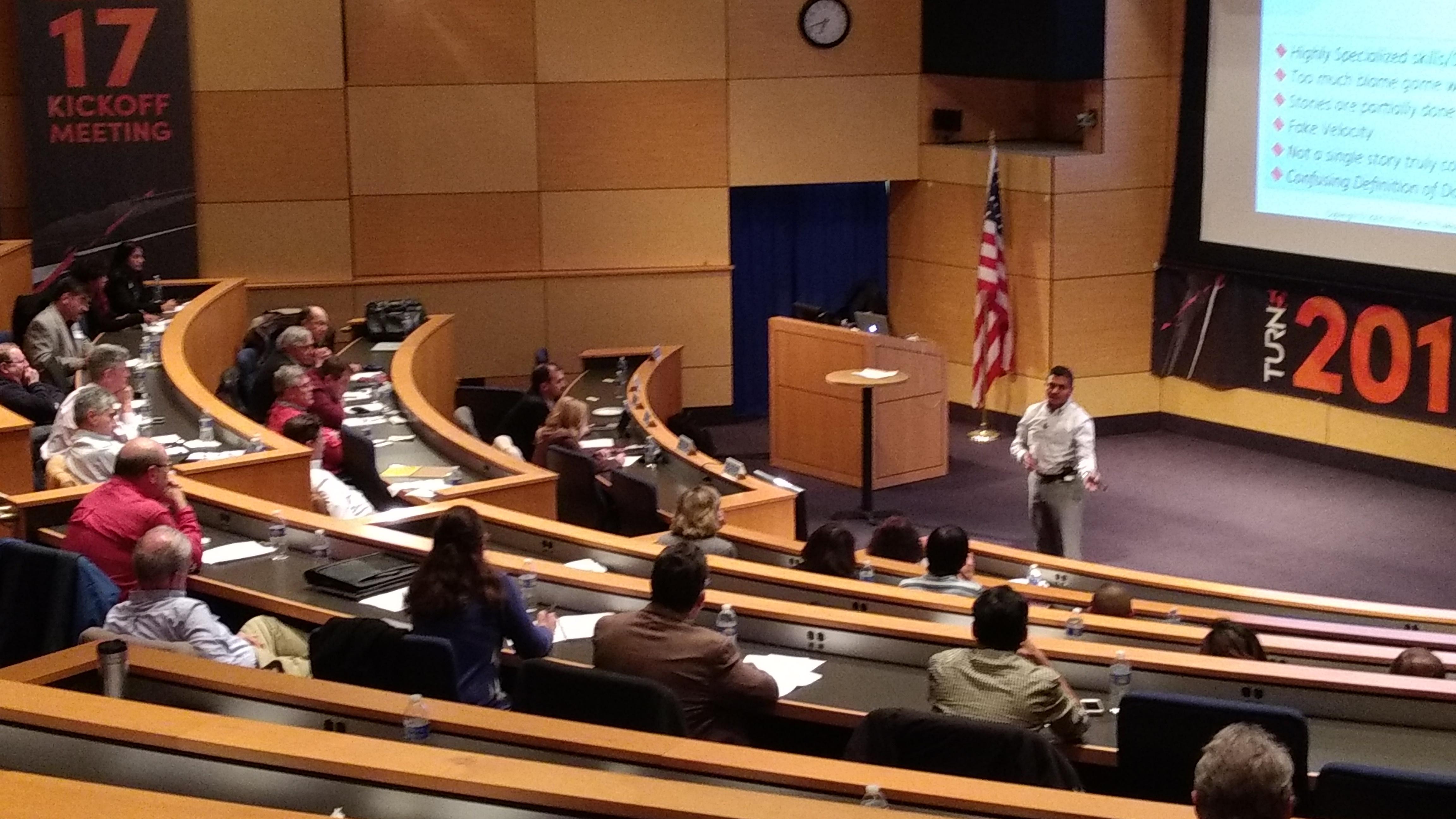 AgilePA Users Group Meeting @ Pittsburgh, PA