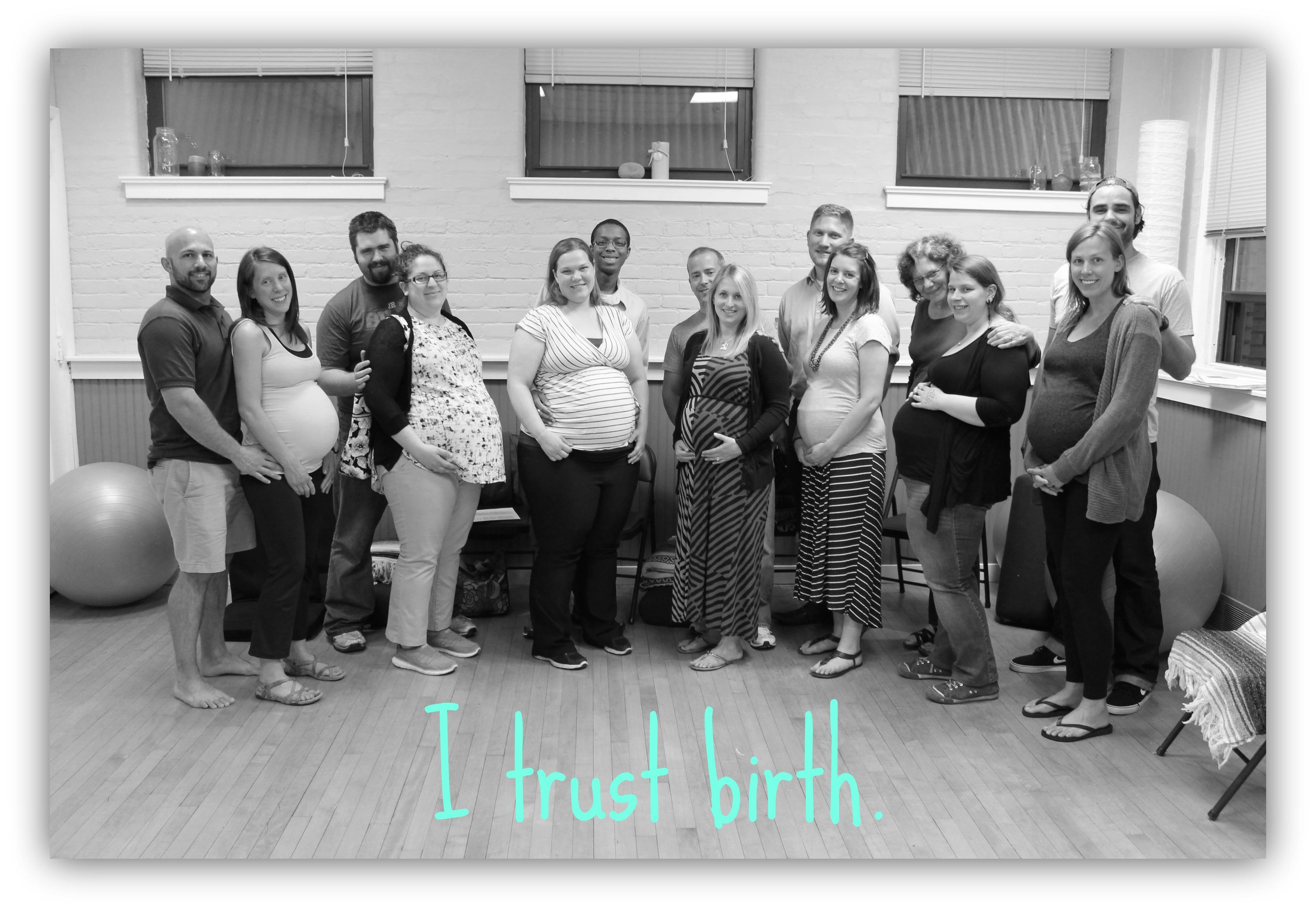 Beautiful Birth Choices 5 Wk Childbirth Educa