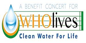 WHOlives Benefit Concert