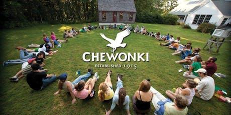 Take a Tour of Chewonki tickets