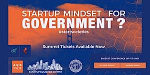 Startup Societies Summit/D10E - San Francisco 2017