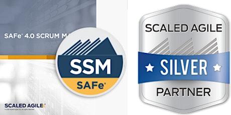 SAFe Scrum Master with SSM Certification in Albuquerque tickets