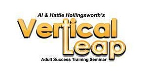 """VERTICAL LEAP ADULT LEADERSHIP 2-DAY """"BOOT CAMP""""..."""