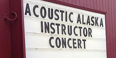 Anchorage Live Music - 15th Annual AAGC Instructors Concert