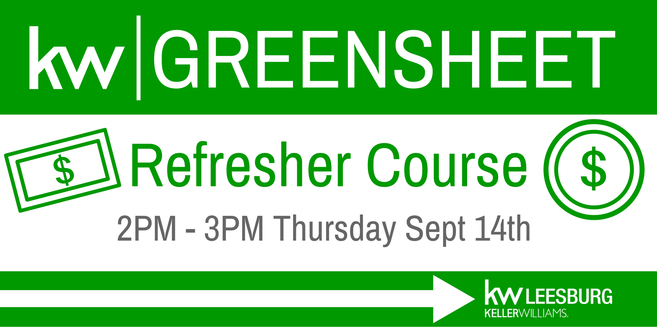 Greensheet Refresher Course photo