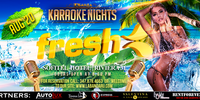 """Fresh"" Karaoke Party By #labandaru"