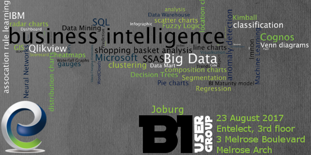 Jhb bi user group tickets wed aug 23 2017 at 600 pm eventbrite ccuart Image collections