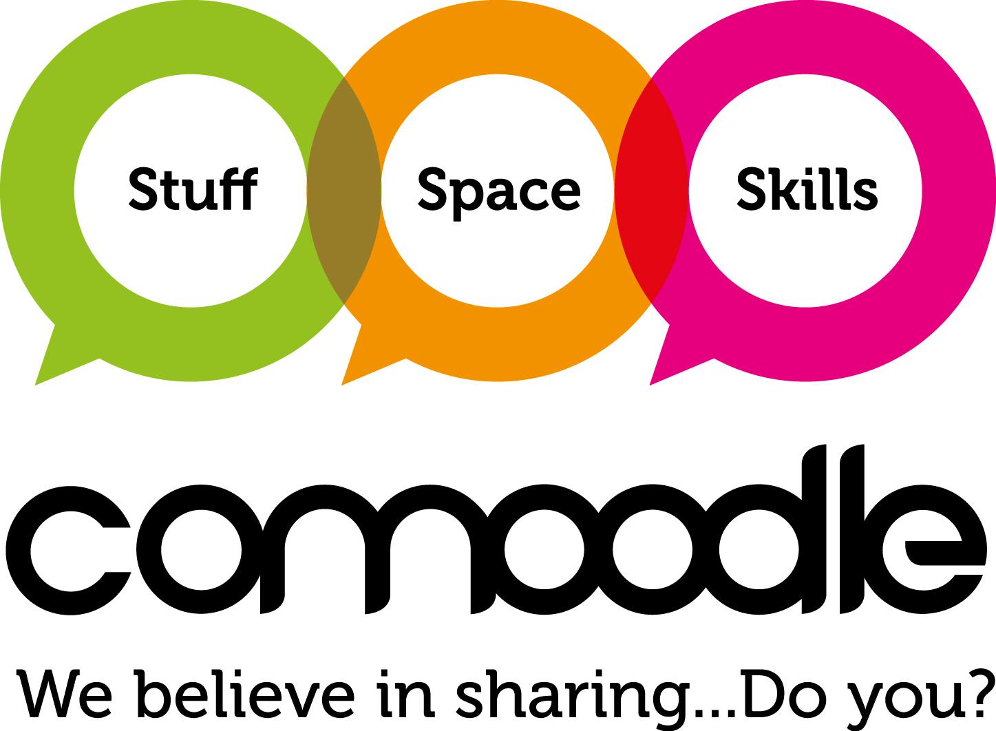 Comoodle: Creating a culture of sharing: Gree