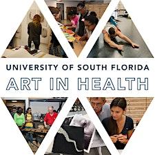 USF Art in Health logo