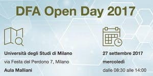 DFA Open Day 2017