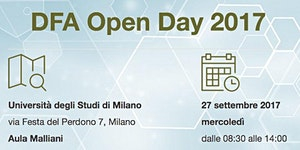 DFA Open Day 2017