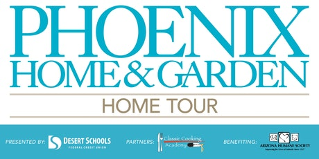 Phoenix Home And Garden Magazine Garden Tour Tickets Sat - Home and garden logo