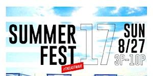 8/27 - SUMMER FEST 2017 - The Last Wave @ LA MARINA...