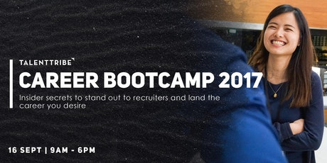 talenttribe career bootcamp 2017 tickets