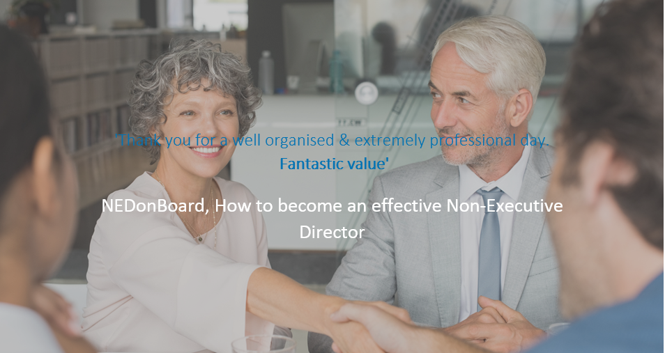 NEDonBoard - How do you become a(n effective)