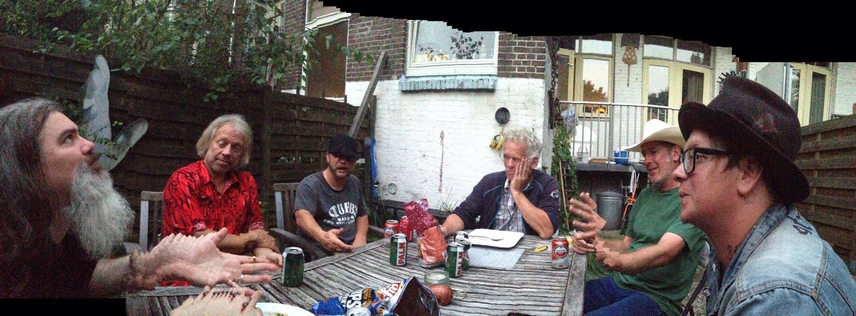 Slobberbone, Chase Ryan, Johnny B and the Big Bad