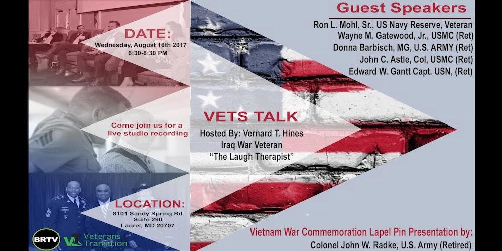 VETS TALK Vietnam Special