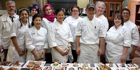 Baking Program-Sun 9/13-11/15/20- 2:30-6pm-10 Wks-Professional Certificate tickets