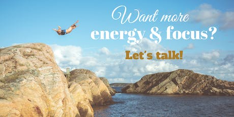 [IN PERSON] Simple Solutions for Energy and Focus: Essential Oils & More: Members Only tickets