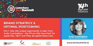 Brand Strategy Workshop - Tech Summit 2017