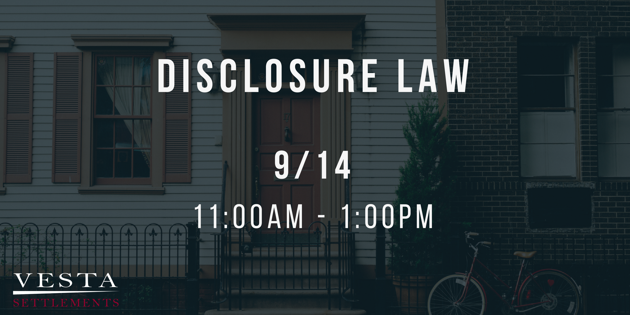 Disclosure Law photo