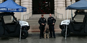 Annual Pasadena Police Foundation Breakfast 2017
