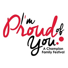 """I'm Proud of You"" Day (By MindChamps PreSchool) logo"