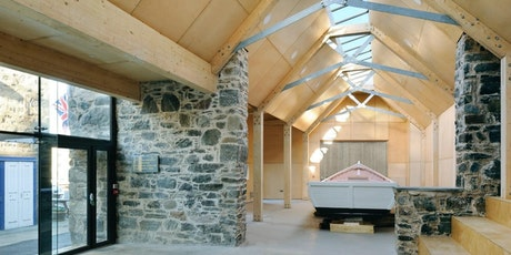 100 Sustainable Scottish Buildings Book Launch Tickets