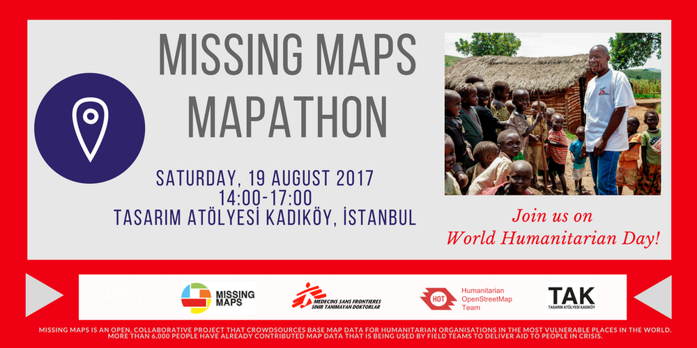Mapping Nigeria From Turkey On World Humanitarian Day - Us humanitarian map