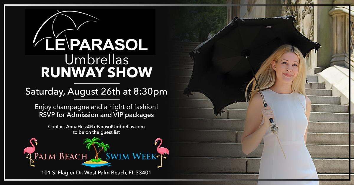 Le Parasol Runway Show