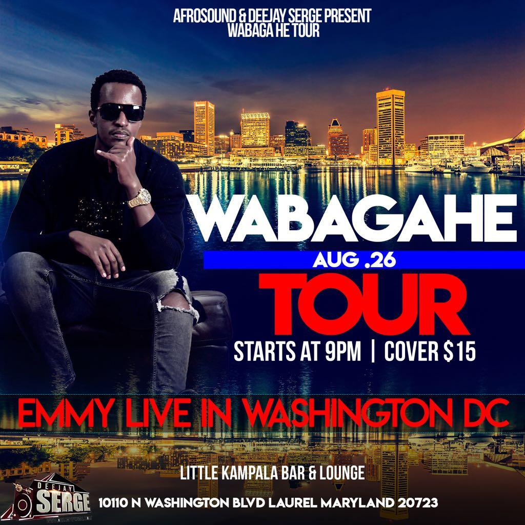 EMMY - LIVE IN WASHINGTON DC
