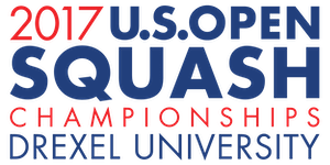 Patron Packages to the 2017 U.S. Open Squash...