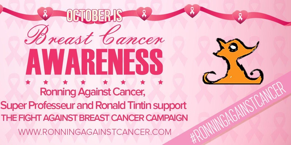 Breast Cancer Awareness Month 2017 Campaign in October - Team ...
