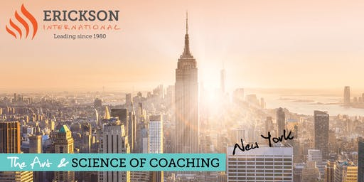 The Art & Science of Coaching - New York