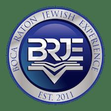 BRS Outreach - Boca Raton Jewish Experience logo