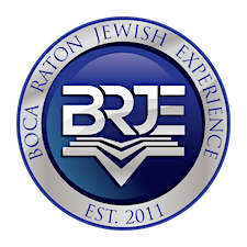 BRS Outreach - Boca Raton Jewish Experience logo