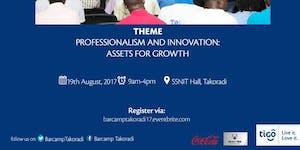Barcamp Takoradi 2017