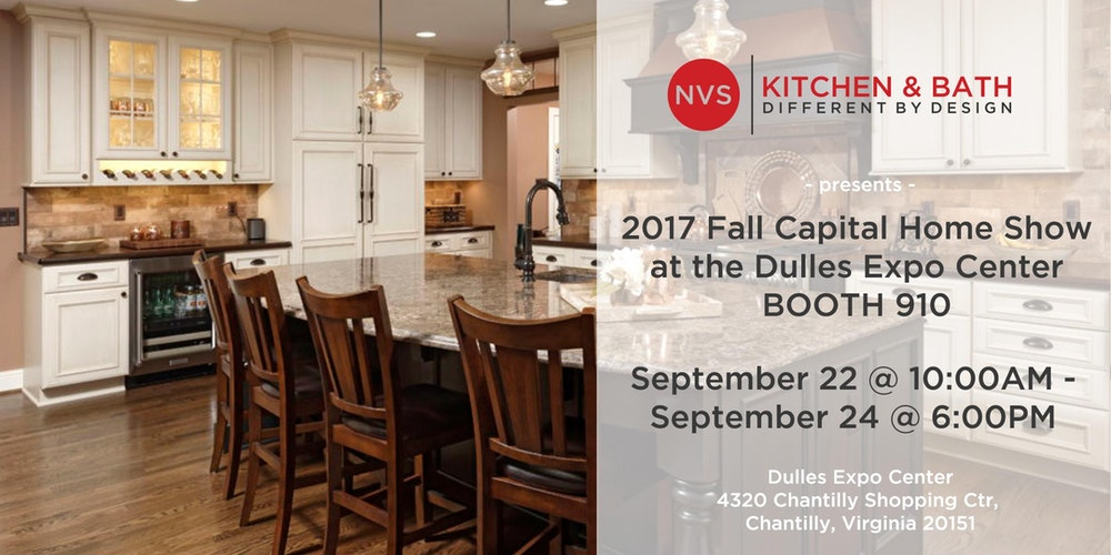 2017 Fall Capital Home Show with NVS Kitchen and Bath Tickets, Fri ...