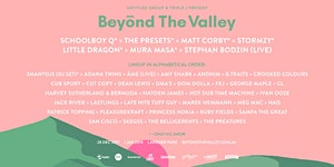 BEYOND THE VALLEY 2017/18