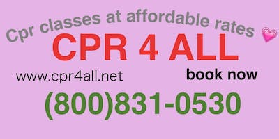 (BLS)Basic life support for healthcare providers Course Renewals Only