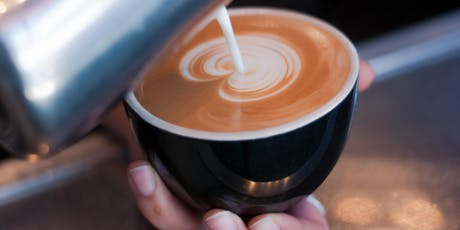 Intro to Latte Art tickets