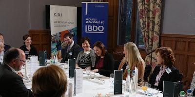CBI MSB Club (Northern Ireland) - GDPR Discussion